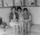 L-R: Helen Will, Morag Stephen and Nora Sangster