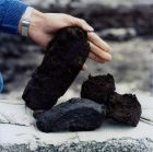A smple of New Pitsligo Peat
