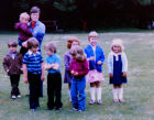 New Pitsligo Playgroup picnic 1980 (Turriff)