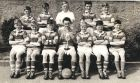 Buchan Junior School Champions<br />1956-57