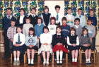 New Pitsligo and St Johns School. Primrary Seven 1987.