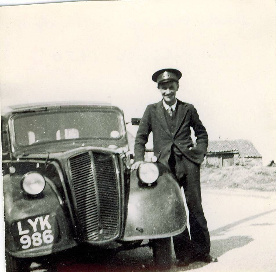 Alexander (aka Alick) Urquhart, was one of the postman servicing New Pitsligo